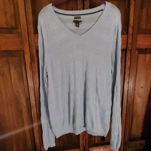 Tommy Hilfiger long sleeve striped sweater, XL